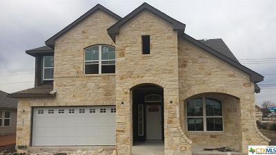 New Braunfels Single Family Home For Sale: 2995 Gypsum Cove