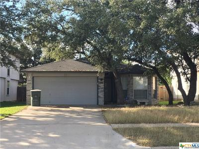 Killeen Single Family Home For Sale: 2603 Haven