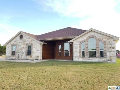 Lampasas County Single Family Home For Sale: 1127 County Road 3371