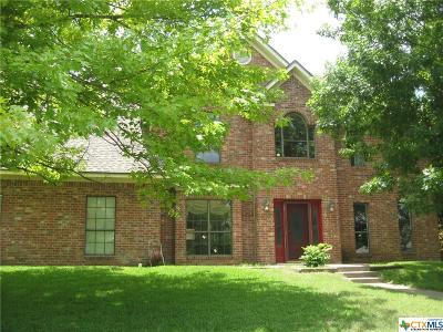 Belton Single Family Home For Sale: 1702 Landmark