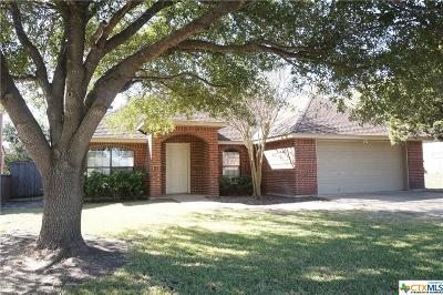 Harker Heights Single Family Home For Sale: 2112 Gina Drive