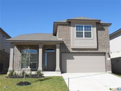 Killeen TX Single Family Home For Sale: $184,645