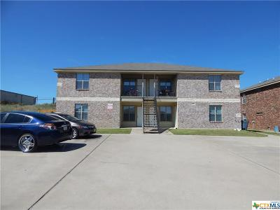 Killeen TX Multi Family Home For Sale: $189,900