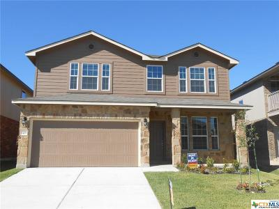 Killeen Single Family Home For Sale: 3409 Lorne Drive.