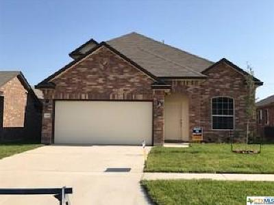 Killeen Single Family Home For Sale: 3406 Lorne Drive