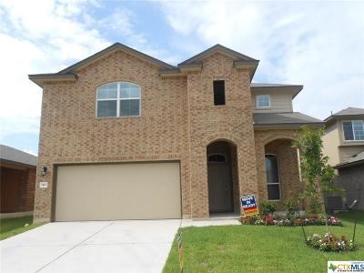 Killeen Single Family Home For Sale: 3403 Lorne Drive