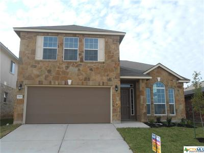 Killeen Single Family Home For Sale: 3313 Lorne Drive