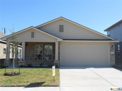 Killeen Single Family Home For Sale: 3312 Lorne Drive