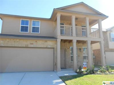 Killeen Single Family Home For Sale: 3308 Lorne Drive