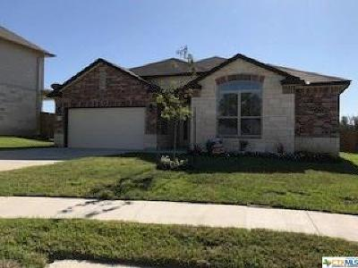 Killeen Single Family Home For Sale: 8904 Viewpark Lane