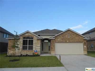 Killeen Single Family Home For Sale: 8917 Viewpark Lane