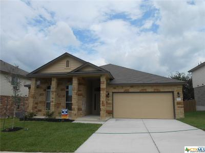 Killeen Single Family Home For Sale: 8931 Viewpark Lane
