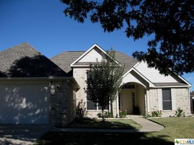 Temple Single Family Home For Sale: 8708 Oakbend Cove