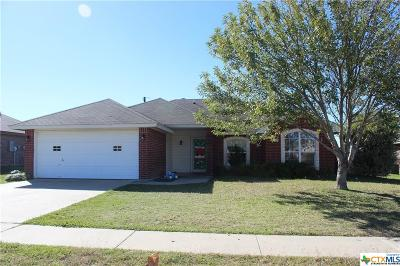 Killeen TX Single Family Home For Sale: $124,000