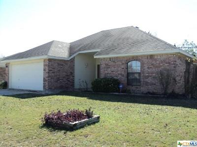 Killeen Single Family Home For Sale: 2106 Clairidge Avenue
