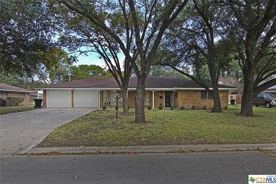 Temple Single Family Home For Sale: 104 Killen Lane