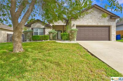 New Braunfels Single Family Home Pending Take Backups: 2039 Sungate