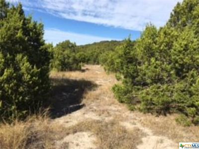 Coryell County Residential Lots & Land For Sale: Unnasigned Cr 147