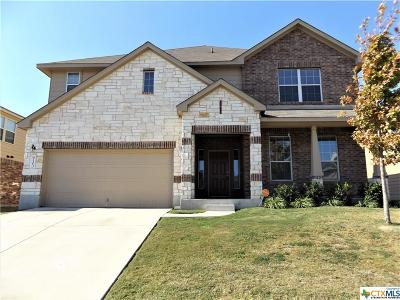 Killeen Single Family Home For Sale: 9103 Dunblane