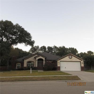 Killeen Single Family Home For Sale: 6203 Flag Stone Drive