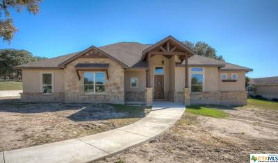 New Braunfels Single Family Home For Sale: 215 Glen Haven