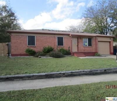 Copperas Cove Single Family Home For Sale: 906 11th Street