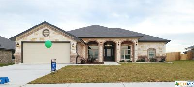 Killeen Single Family Home For Sale: 5004 Fresco Dr