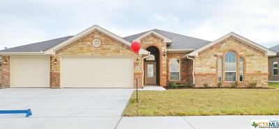 Killeen TX Single Family Home For Sale: $279,000
