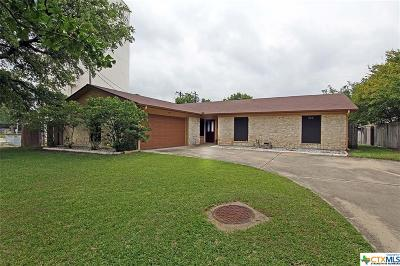 Harker Heights Single Family Home For Sale: 1220 Cedar Oaks Lane
