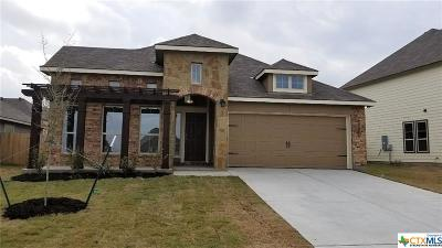 Temple Single Family Home For Sale: 8214 Northgate Loop