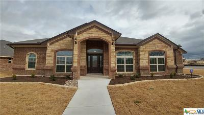 Killeen TX Single Family Home For Sale: $306,000
