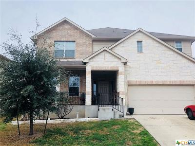 Killeen Single Family Home For Sale: 9007 Dunblane