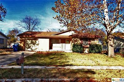 Copperas Cove Single Family Home For Sale: 407 Ave B