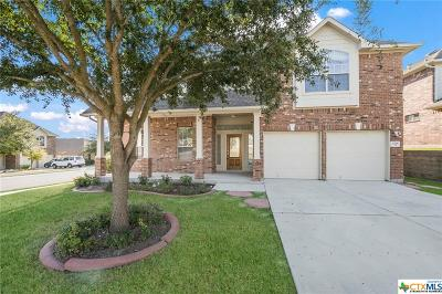 Schertz Single Family Home For Sale: 2201 Verde Hills