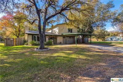 Harker Heights Single Family Home For Sale: 4314 Tahuaya Drive