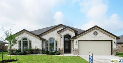 Harker Heights Single Family Home For Sale: 1120 Darkwood