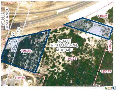 Copperas Cove Residential Lots & Land For Sale: 5.179 Fm 116