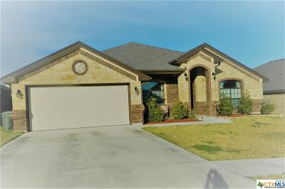 Killeen Single Family Home For Sale: 2603 Legacy Lane