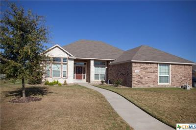 Temple Single Family Home For Sale: 408 Dandridge Drive