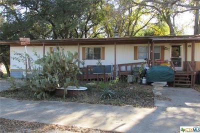 Belton Mobile/Manufactured For Sale: 3555 Opal Lane