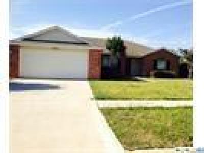 Killeen Single Family Home For Sale: 3714 Fieldcrest
