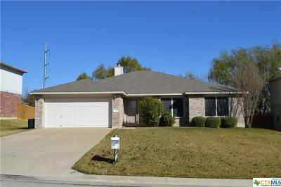 Harker Heights Single Family Home For Sale: 413 Reservation