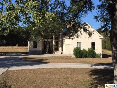 New Braunfels Rental For Rent: 239 Paradise Hills