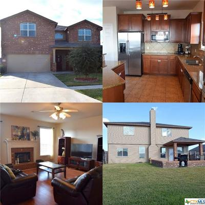 Killeen Single Family Home For Sale: 5207 Birmingham