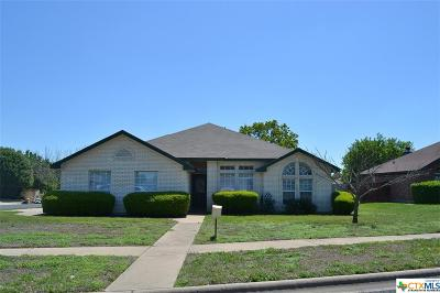 Killeen Single Family Home For Sale: 4116 Fawn