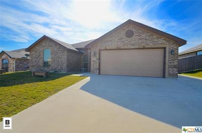 Copperas Cove Single Family Home For Sale: 1805 Lindsey Drive