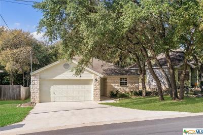 Hays County Single Family Home For Sale: 628 Clyde