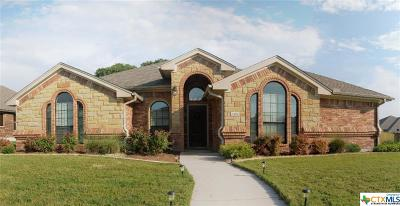 Killeen Single Family Home For Sale: 6102 Tanzanite Drive
