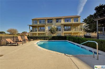 New Braunfels Condo/Townhouse For Sale: 1111 Long Creek #202