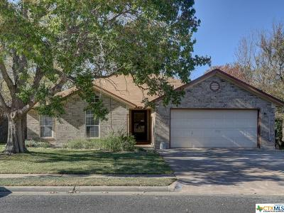 Copperas Cove Single Family Home For Sale: 904 Creek Street